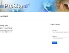 ProSkool Benefits to the administration of your School.